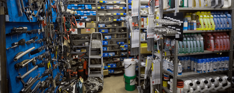 Fleet-parts-Inventory